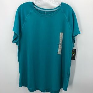 Champion C9 Turquoise Spa Cloud Knit Duo Dry NWT
